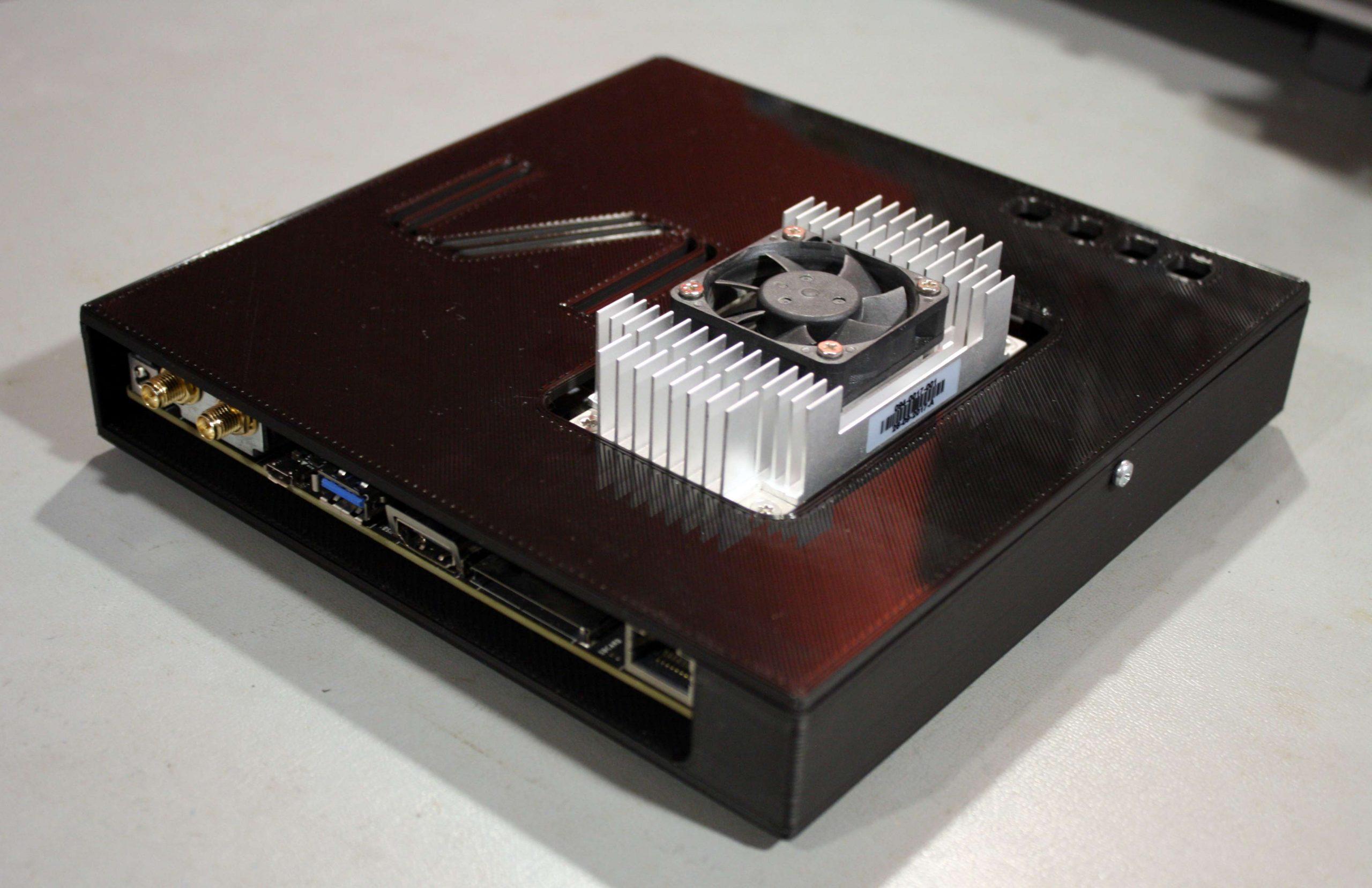NVidia Jetson Developer Kit casing